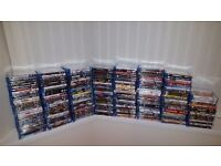 Over 190 Blu Ray Films, Most Are Brand New & Unsealed, Some Watched Once Like New
