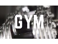*Wanted* Private gym to rent