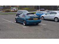 Honda civic eg coupe ek like show car modified may swap with vw polo golf mini audi
