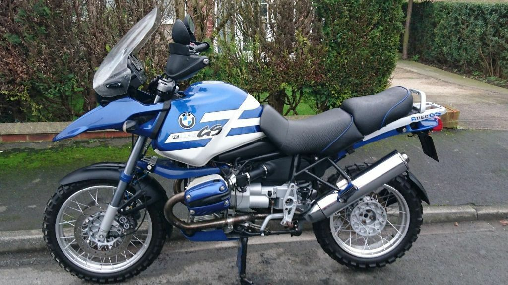 bmw gs 1150 2001 very good condition in sherburn in. Black Bedroom Furniture Sets. Home Design Ideas