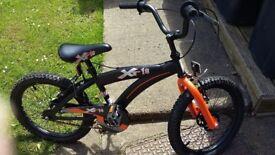 childs mountain bike XT_18, as new.