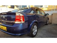 06 vauxhall vectra in excellent condition throughout
