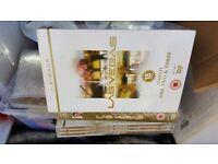 Las Vegas Series 1 to 5 on DVD