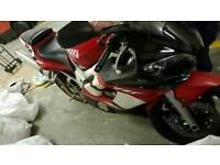 Yamaha r6, 2003