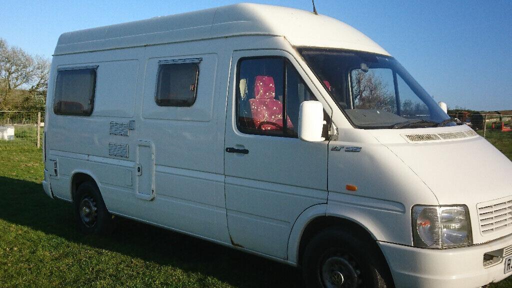 Vw Lt 35 Camper Van 1998 In Swansea Gumtree