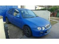 Rover 25 05 plate