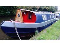 33ft Narrowboat narrow boat