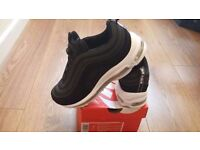Brand new Nike air Max's 97,s size 7
