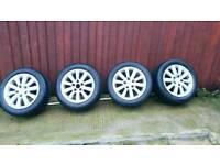 Sport alloys wheels honda civic accord etc