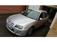 MG ZR 105 (1.4) 5 Door MK2 Starlight Silver