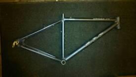 Cad technology aluminium frame.