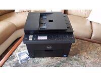 Dell C1765nfw Multi function Color Printer scanner Fax copier printer