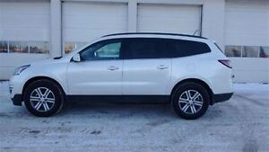 2015 Chevrolet Traverse LT w/2LT, Sunroof, Nav