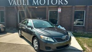 2010 Toyota Camry WARRANTY INCLUDED FULL TOYOTA SERVICE HISTORY