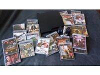 PS3 - 120 GB with 22 Games and 1 Controller - Please submit Best Offers