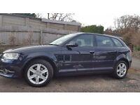 Audi A3 1.6 SE TDI Sportback 5 door - 62 plate