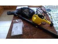 Karcher Steam Cleaner+Floor Kit
