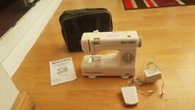 Sew Land Sewing Machine Model SM402 Compact Portable Sewing Machine