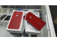 ~ WITH RECEIPT ~AS NEW CONDITION Sealed Apple iPhone 8 Plus 64GB RED (Special Edition) Unlocked