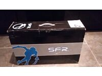SFR Kids Ice Skates Adjustable Size 13J - 3