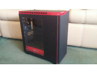 Wanted Gaming PC Case