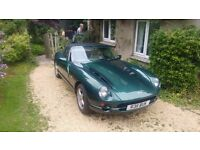 TVR Chimaera 4.5 V8 1999 Green Classic British Sports Car!
