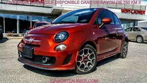 2013 Fiat 500 Sport Turbo CUIR*IMPECCABLE