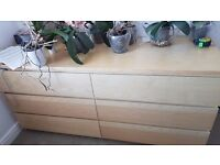 Large IKEA Chest of drawers/dresser for sale