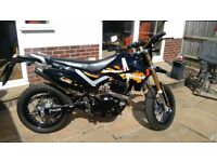 Pulse Adrenaline 250 Supermoto