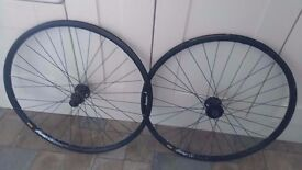 650b Formula/Mavic xm319 Wheelset