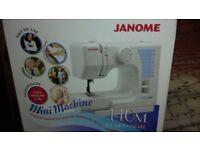mini sewing machine -Jenome
