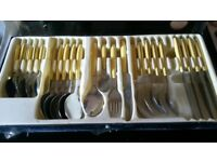 24 Piece Cutlery Set - new in box