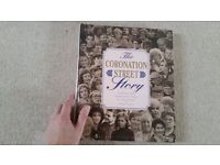 CORONATION ST STORY / 101 WAYS TO SPOIL YOUR GRANDCHILD - Books for Mothers Day??