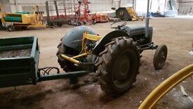 Grey Fergie TE20 Tractor