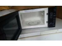 Russel Hobbs Microwave Black excellent condition