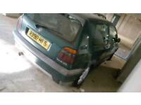 1997 GOLF 2.0 GTI RARE 3 DOORS RETRO CLASSIC LOW MILEAGE 85K FROM NEW
