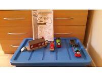 Thomas tank train set