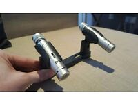 Behringer C-2 Stereo microphones (USED TWICE)