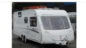SWIFT 2008 BOWEMERE GT TWIN AXLE 6 BERTH