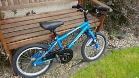 Kids bike 16 inch wheels fantastic condition