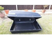 Car Roof Top Box with Keys