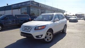 2011 Hyundai Santa Fe Limited AWD 3.5 Navi, Leather, Cam...