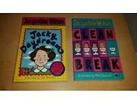 Brand NEW Jacqueline Wilson books