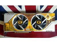 GTX 580 Graphics Card for sale