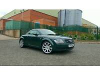 2003 Audi TT 1.8 Turbo Quattro 225 BHP BAM Leather Low Mileage A3 Golf GTI Type R DSG RX8 S3 Z3 Z4