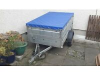 benderup 1205s trailer for sale good condition £650 ono