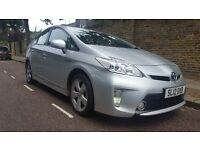 New Shape Toyota Prius 1.8 Hybrid T4 Toyota Service History UK Model pco