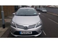Toyota Avensis Saloon 2013 2L 2.0 D-4D - PCO REGISTERED - Excellent Condition - Uber Ready - £7995