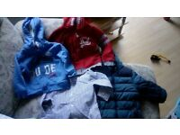 Boys long sleeved bundle age 1-3 years