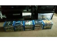 49 Blu Ray Dvds